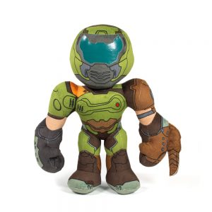 DOOM Slayer Plushie