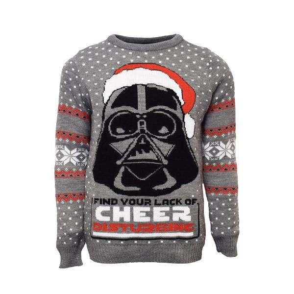 Darth Vader Christmas Jumper / Sweater