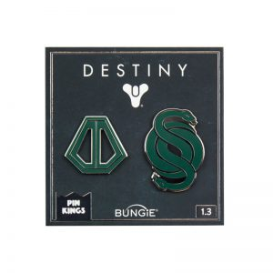 Pin Kings Destiny Enamel Pin Badge Set 1.3 – Gambit