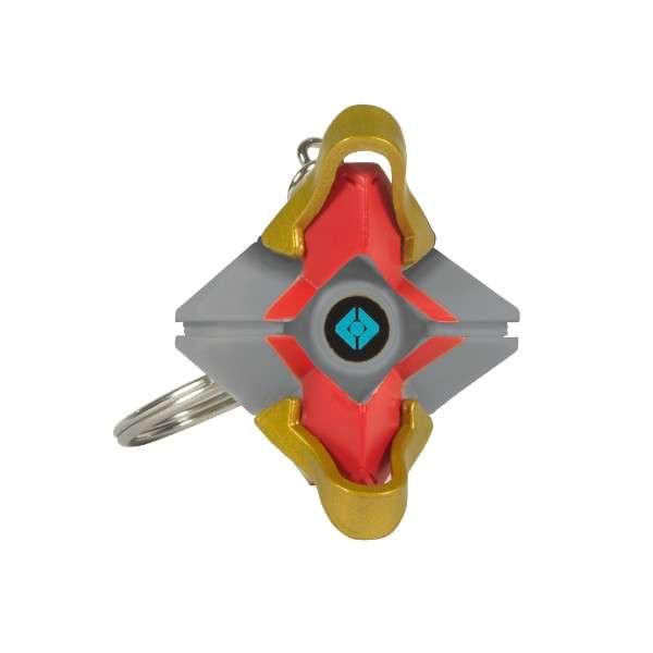 Destiny Cayde-6 Ghost 3D Keyring / Keychain