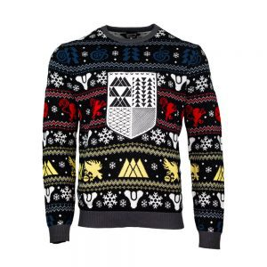 Official Destiny Fairisle Christmas Jumper / Ugly Sweater