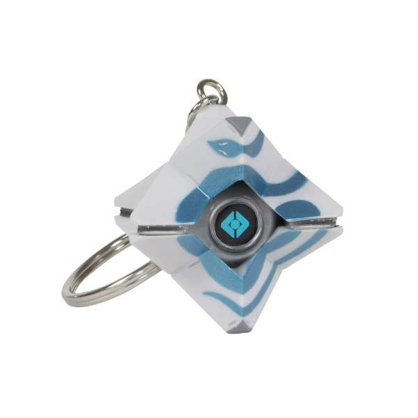 Destiny Hunter Ghost 3D Keyring / Keychain