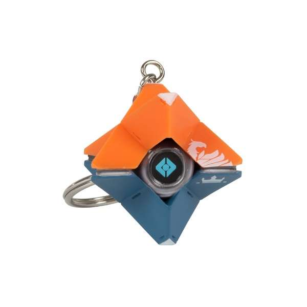 Destiny Kill Tracker Ghost 3D Keyring / Keychain