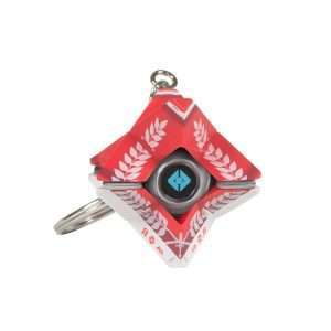 Destiny Last City Ghost 3D Keyring / Keychain