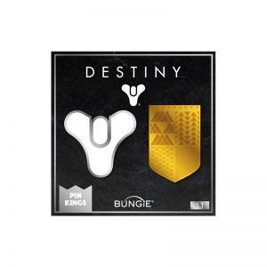 Destiny 'Guardians' Pin Badge Set 1.1