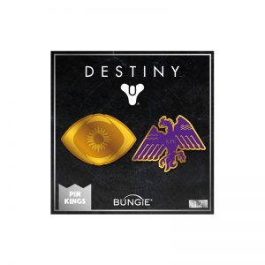 Destiny 'Saint-14' Pin Badge Set 1.2