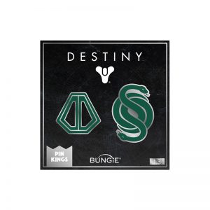 Destiny 'Gambit' Pin Badge Set 1.3