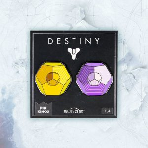 Pin Kings Destiny Enamel Pin Badge Set 1.4 – Engram