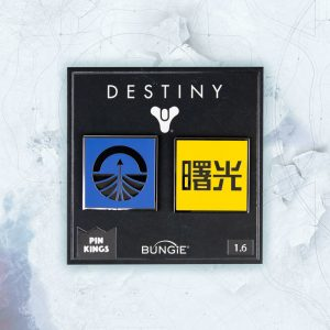Pin Kings Destiny Enamel Pin Badge Set 1.6 – Cosmodrome