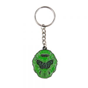 DOOM Slayer Keyring / Keychain