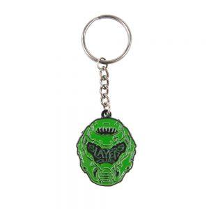 DOOM Slayer Keyring / Keychain
