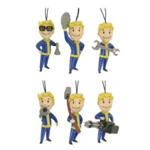 Official Fallout 76 Christmas Tree Decorations / Ornaments (6 Pack)