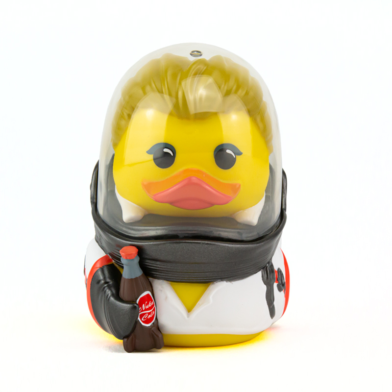 Fallout Nuka-Cola Girl TUBBZ Cosplaying Duck Collectible