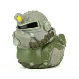Fallout T-51 TUBBZ Cosplaying Duck Collectible