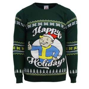 Fallout Happy Holidays Jumper / Sweater