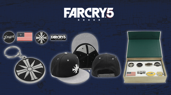Official Far Cry 5 Merchandise