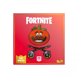 Pin Kings Fortnite Enamel Pin Badge Set 1.2 – Tomatohead