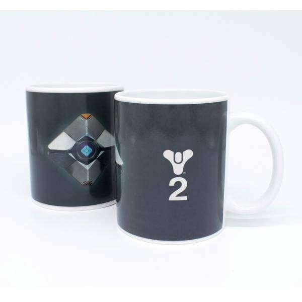 destiny 2 awakening dead ghost heat changing mug numskull