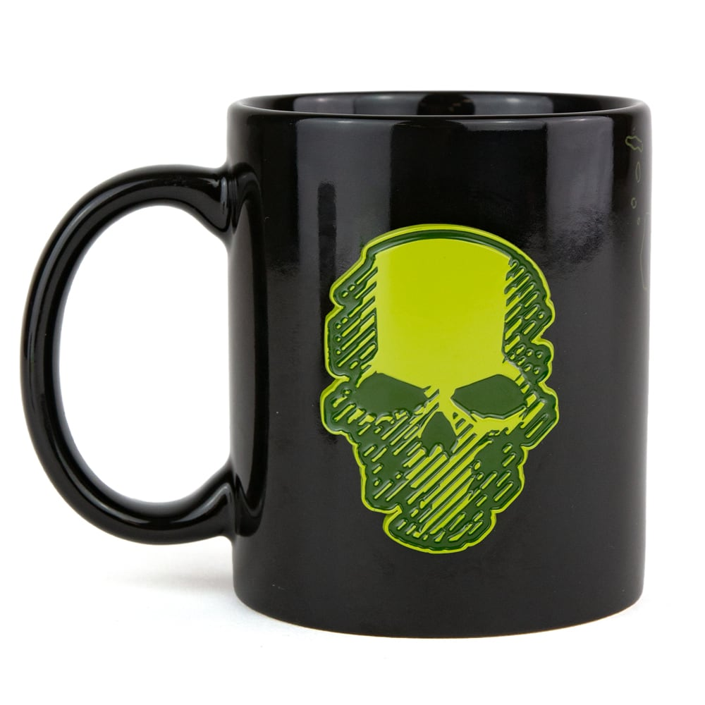 Tom Clancy's Ghost Recon Metal Badge Mug