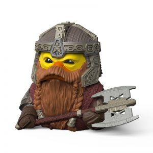 Lord of the Rings Gimli TUBBZ Cosplaying Duck Collectible