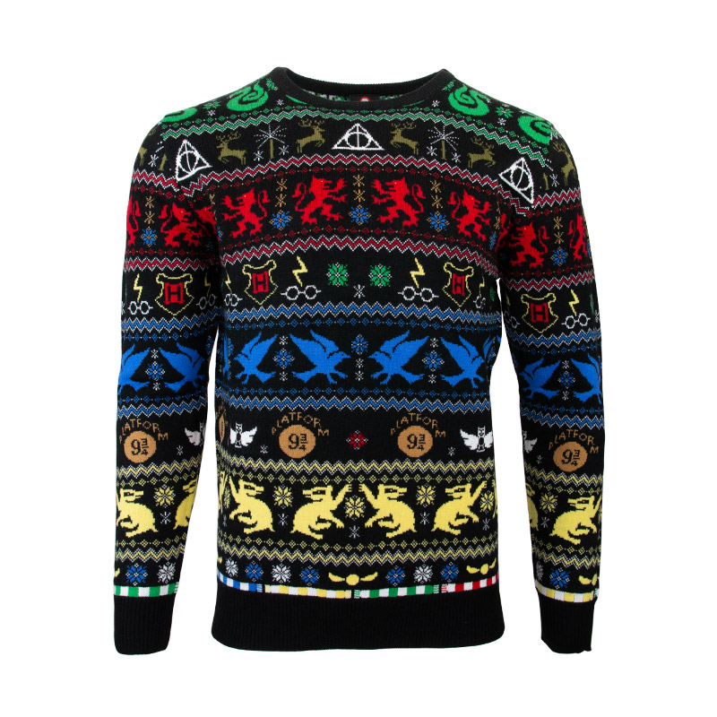 Harry Potter House Christmas Jumper / Ugly Sweater , Numskull
