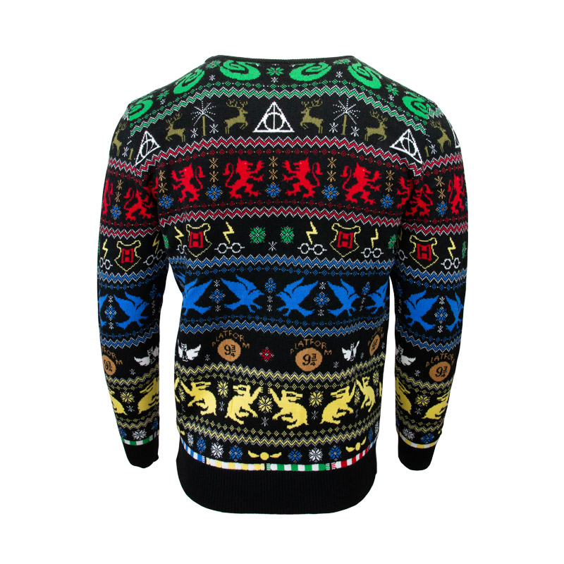 Harry Potter House Christmas Jumper / Ugly Sweater