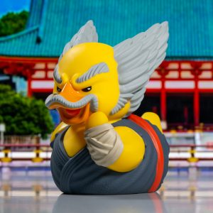 Tekken Heihachi TUBBZ Cosplaying Duck Collectible