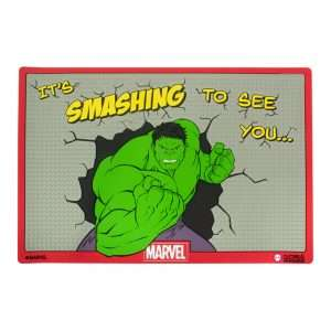 Hulk Door Mat / Floor Mat