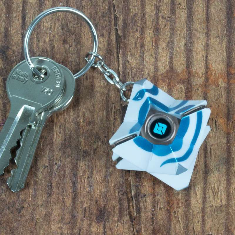 Destiny Hunter Ghost 3D Keyring / Keychain