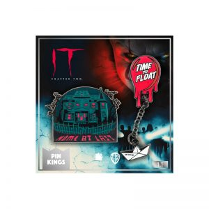 Pin Kings IT Chapter Two Enamel Pin Badge Set 1.1
