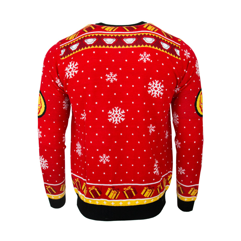 Iron Man Christmas Jumper / Ugly Sweater