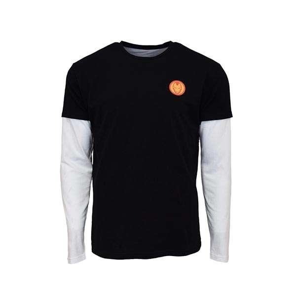 edb5309a Iron Man Alter-Ego T-Shirt - Numskull