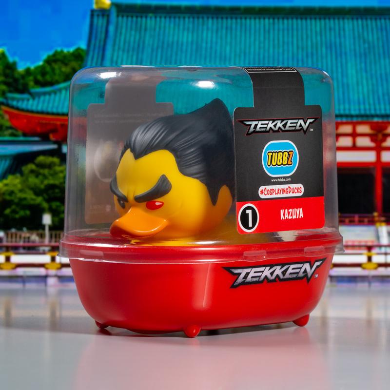 Tekken Kazuya TUBBZ Cosplaying Duck Collectible