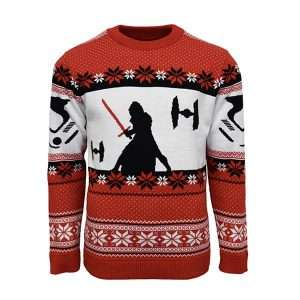 Star Wars Kylo Ren Christmas Jumper / Ugly Sweater