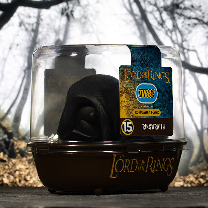Lord of the Rings Ringwraith TUBBZ Cosplaying Duck Collectible