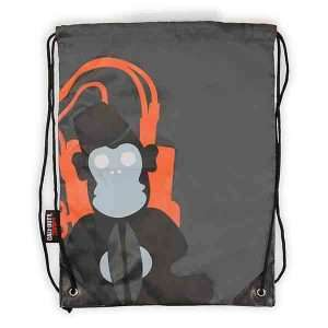 Call of Duty Zombies Monkey Bomb Drawstring Bag