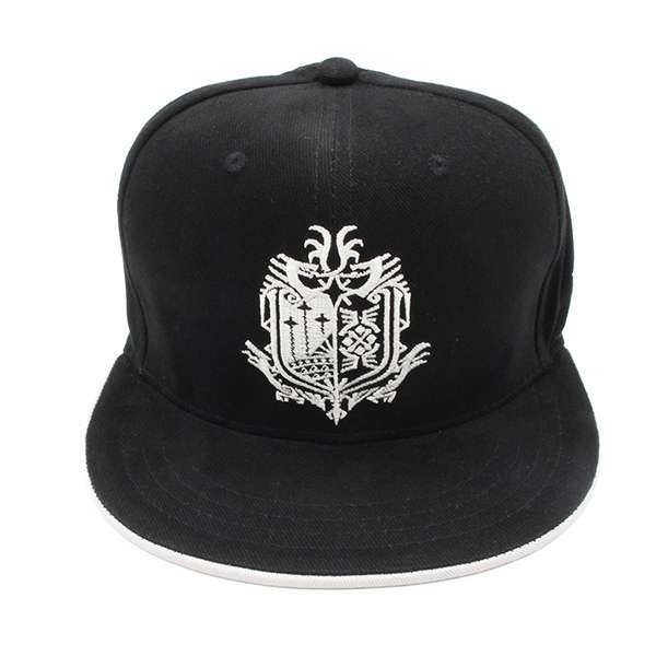 Monster Hunter Black Snapback