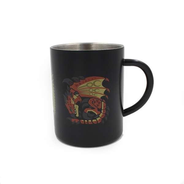 Monster Hunter Monsters Steel Mug