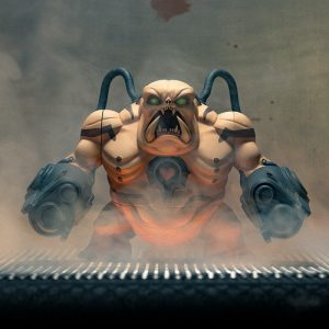 Official DOOM® Mancubus Collectible Figurine