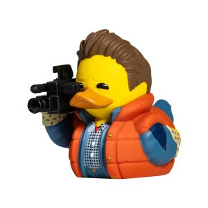 Back To The Future Marty McFly TUBBZ Cosplaying Duck Collectible