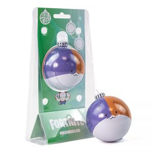 Bauble Heads Fortnite 'Meowscles' Christmas Decoration / Ornament