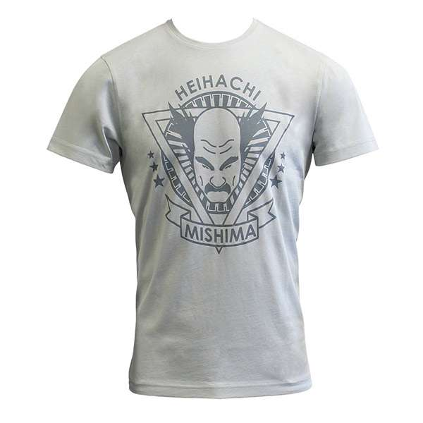 Official Tekken Heihachi Mishima T-Shirt