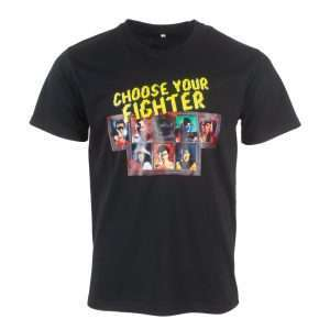Mortal Kombat 'Choose Your Fighter' T-Shirt