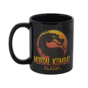 Mortal Kombat Heat Changing Mug