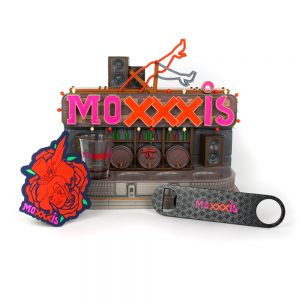 Borderlands 3 MOXXI Bar Set