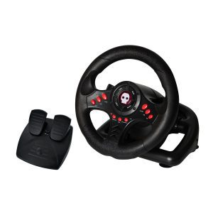 Numskull Multi Format Steering Wheel for PS4/Xbox One