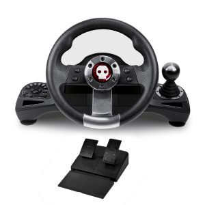 Numskull Multi Format Pro Steering Wheel With Gear Shift
