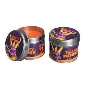 Spyro the Dragon 'Toasty Pumpkin' Candle