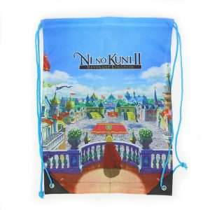 Ni no Kuni 2 Artwork Drawstring Bag
