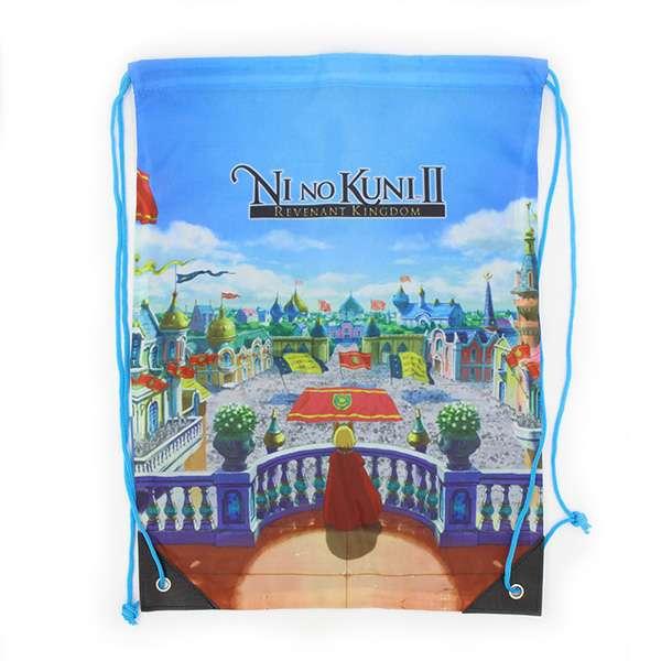 Ni no Kuni 2 Artwork Drawstring Bag